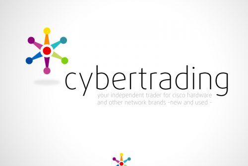Nouveau logo pour Cybertrading