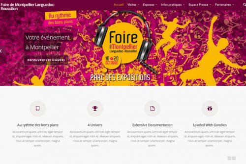 Nouveau site pour la Foire de Montpellier